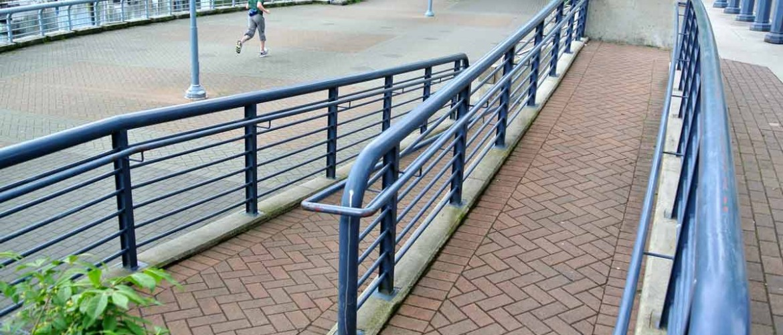 Marinaside Waterfront Access Ramp