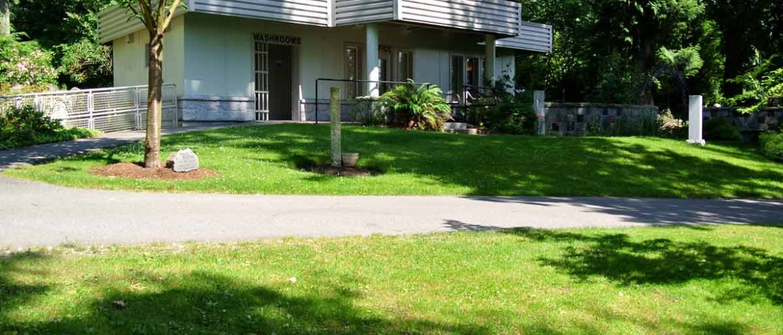 Robinson Memorial Park Admin Building