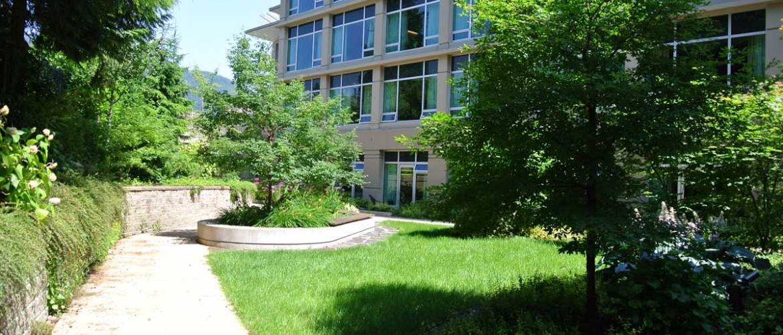 Lynn Valley Care Centre Garden Pathway