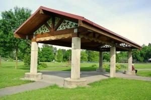 Strathcona Park Shelter