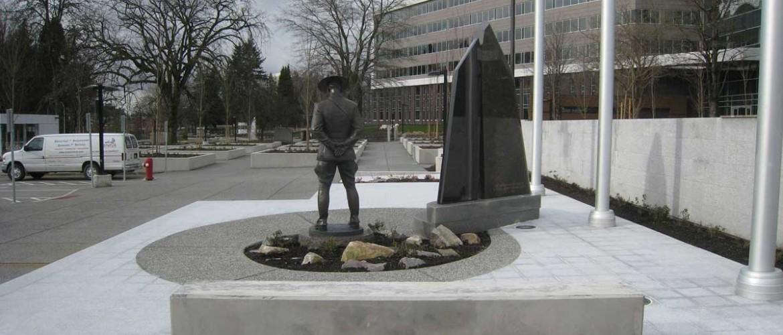 RCMP E Division Memorial