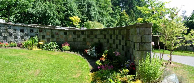 Robinson Memorial Park Walls