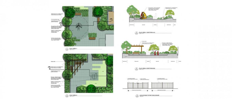 9500 Cambie Landscape Details