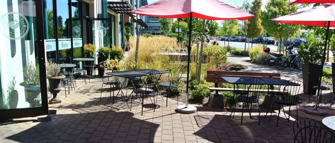 Harbourside Cafe Patio